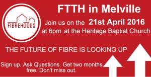 Fibrehoods Info Evening @ Baptist Heritage Church   Johannesburg   Gauteng   South Africa